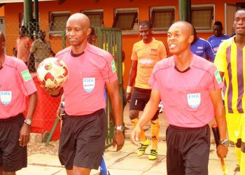 Ali Sabila (center) will take charge of