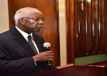 Auditor General, John Muwanga