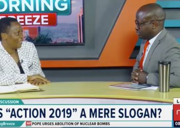 Nambooze trolls NBS Television on spinning stories (PHOTO/File)