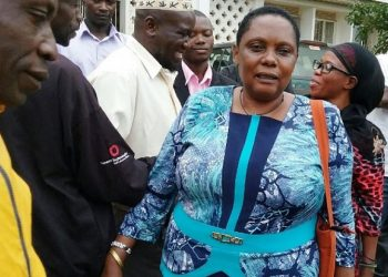 Ms Nakabira, the former Lwengo district Woman MP succumed to cancer at St Francis Hospital, Nsambya (PHOTO/Courtesy)