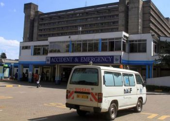 The Ministry of Health is currently investigating a suspected case of the coronavirus after a student from China arrived in the country with coronavirus like symptom was admitted at the Kenyatta National Hospital isolation ward (PHOTO/Courtesy).