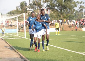 Police FC are now a point away from the relegation zone.(PHOTO/Courtesy)