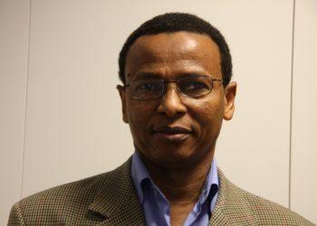 WFP Uganda country Director, El-Khidir Daloum