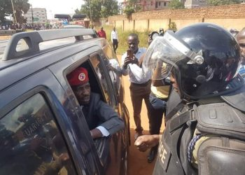Police have blocked Bobi Wine meeting in Lira despite fulfilling all the requirements (PHOTO/Courtesy)