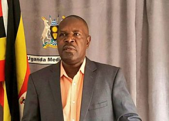 Government spokesperson, Mr Ofwono Opondo (PHOTO/File)