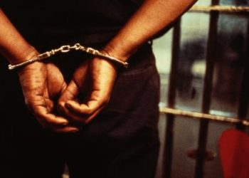 Police in Masaka arrests a Liberian national for staging own kidnap (PHOTO/Courtesy).
