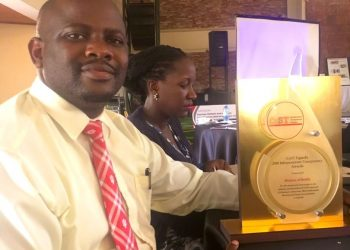 Ministry of health   has been awarded the CoST Uganda 2019 Infrastructure Transparency Award for exceptional commitment in adoption & promotion of CoST approach of; Disclosure, Assurance, Multi-Stakeholder Working and social accountability (PHOTO/PML Daily)
