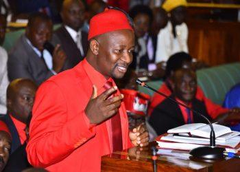 Opposition Chief Whip, Hon Ibrahim Ssemujju Nganda