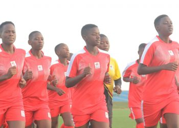 Uganda will face Cameroon in the last phase of qualification for the U17 Women World Cup. (PHOTO/File)
