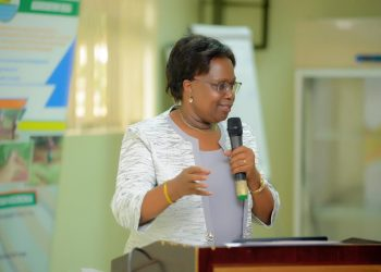 Dr. Daisy Owomugasha suggests that Sustainable Development Goals should be localised for the people benefit (PHOTO/Courtesy)
