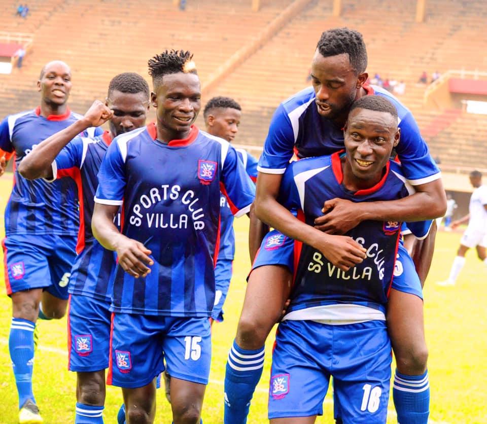 URA FC vs SC Villa: Jogoos hoping to maintain fine start to season ... Denis Hamson Obua