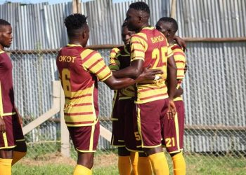 Maroons are now 9th on the Uganda Premier League table.