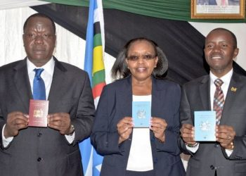 Kenyans to acquire travel passports in a day from July (PHOTO/File)