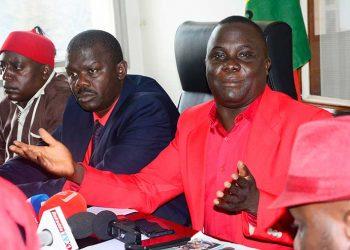 Butambala County MP Muwanga Kivumbi