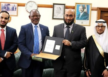 Makerere-King-Abdul-Aziiz-Int-Centre-for-Arabic-Language-Delegation-13thJan2020-Story