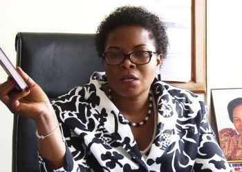 Minister of State for Lands Persis Namuganza has been named in Entebbe grabbing scandal (PHOTO/File).