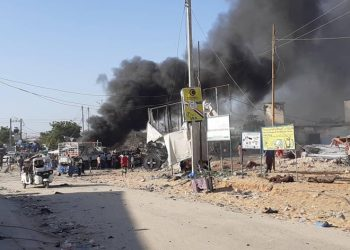 The attack is one of the deadliest in recent years and evoked the horror of the twin blasts in the heart of Mogadishu that killed nearly 580 people in October 2017