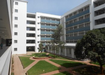 A view of Mulago Super Specialised Hospital (PHOTO/File)