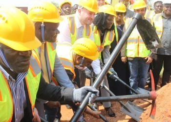 The Minister of Works and Transport, Gen. Katumba Wamala said the construction works should take into consideration environmental concerns (PHOTO/File)