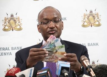 Central Bank governor Patrick Njoroge  says the Bank is working to make sure that customers got lending rates that reflected their risk profiles (PHOTO/Agencies)