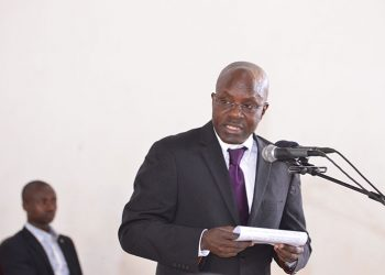 Ministry of Education and Sports Permanent Secretary Mr Alex Kakooza recently released the 2019 academic calendar. (PHOTO/File)