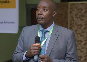 Ministry of Energy permanent secretary Robert Kasande