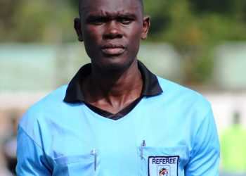 Ronaldo Madanda will officiate the game between Busoga United and Express FC. (PHOTO/Courtesy)