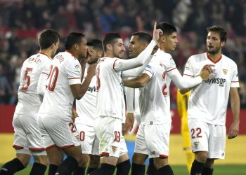 Sevilla have lost just one of their last 10 La Liga games. (PHOTO/Courtesy)