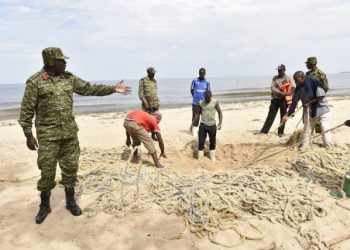 UPDF has for long been accused of torturing citizens on lakes (PHOTO/File).