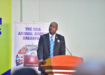 URA Commissioner for Customs, Mr Dicksons Kateshumbwa