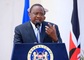 President Uhuru Kenyatta has announced that the country has registered 7 more Covid-19 cases over the last 24 hours (PHOTO/File)