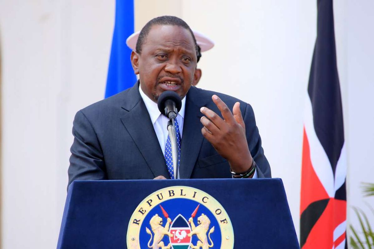 COVID-19 CRISIS: Kenyatta announces 100% tax relief for workers ...