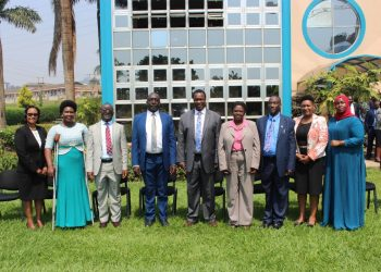National Water and Sewerage Corporation (NWSC) has got new Board members (PHOTO/PML Daily)