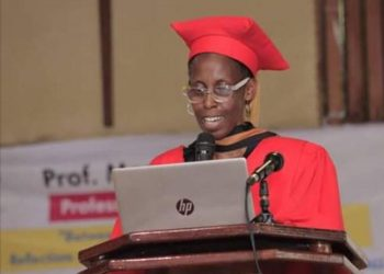 Prof Monica Chibita has been appointed to the journalism studies editorial board in United Kingdom (PHOTO/File)