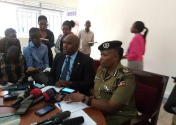 UCC has announced that eight people have been arrested and nearly with 1600 SIM cards seized in a raid on an illegal SIM box out in Kampala. (PHOTO/Javira Ssebwami)