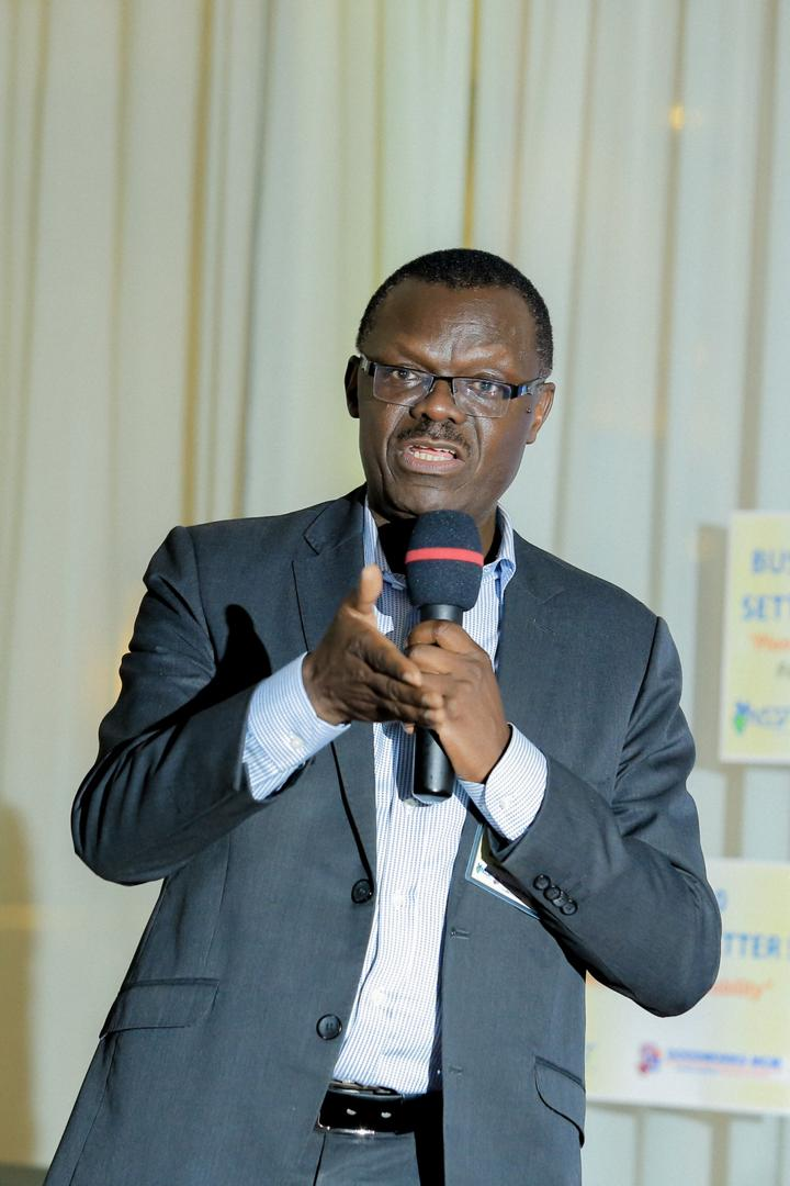 Mr. Patrick Ayota, MBA BSC