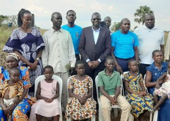 FDC officials in a group photo with