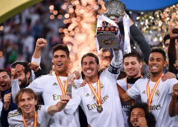 Real have now won 11 Super Copas. (PHOTOS/Courtesy)