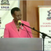 Education miniister Janet Museveni releases UCE exams (PHOTO/Screengrab)