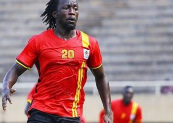 Umony last played for Express FC in the UPL. (PHOTOS/Courtesy)