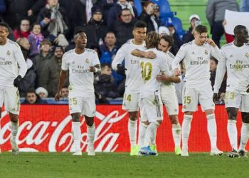Real have won all their last 12 home fixtures against Sevilla. (PHOTO/Courtesy)