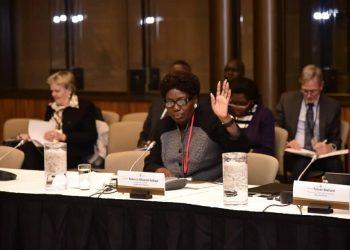 peaker of Parliament Rebecca Kadaga