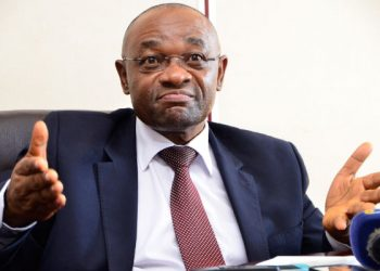 minister Raphael Magyezi has suspended council meetings at district level (PHOTO/File)