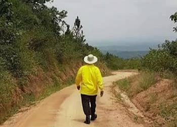 President Yoweri Museveni will lead 100km trek to celebrate freedom fighters (PHOTO/PPU)