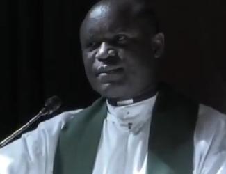 Rev Fr. Dr. Vincent Musabyimana