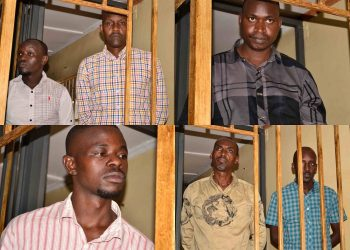 Rwandan nationals initially charged of unlawful possession of firearms