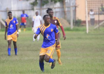 KCCA FC defeated Maroons FC 3-1 in the first meeting this season. (PHOTO/Courtesy)
