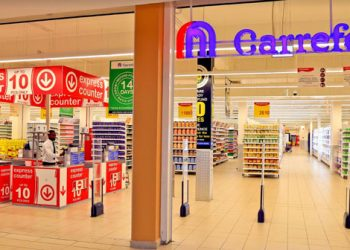 Kenya's competition watchdog has fined Carrefour and ordered the French retail giant to review all its supply agreements within 60 days after the supermarket chain was found to be exploiting traders who supply it with goods (PHOTO/Courtesy)