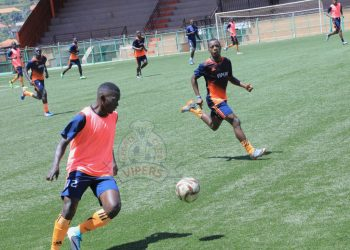 Vipers lead the Uganda Premier League by two points. (PHOTO/Vipers SC)