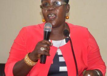 Dr Josephine Ahikire